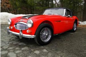 1966 Austin Healey 3000 MkIII Convertible