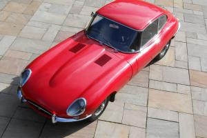 1968 JAGUAR E TYPE SERIES 1 2+2 LAST OWNER 30 YEARS