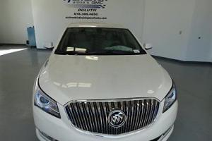 4dr Sdn Leather FWD New Sedan Automatic 3.6L V6 Cyl Engine WHITE DIAMOND TRICOAT