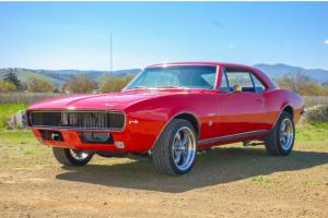 1967 Camaro real RS, high performance, power steering, disc brakes, deluxe l-79