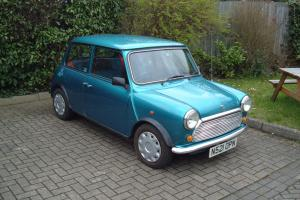 Classic Mini Sidewalk, 26,000 Miles, 2 Former Owners.  Photo