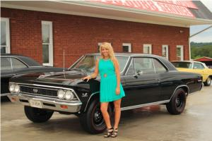 1966 Chevy Chevelle SS 138 Vin Matching #s One Owner 396 Automatic PS L@@K