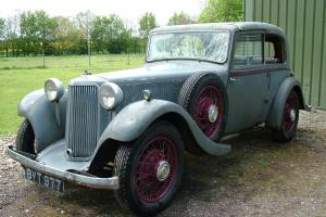 1935 ARMSTRONG SIDDELEY 17hp