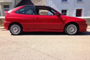 1999 T LHD/LEFT HAND DRIVE LANCIA DELTA HF HPE TURBO BRIGHT RED JUST IMPORTED