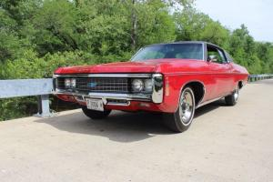1969 Chevy Caprice Numbers Matching 427 Survior