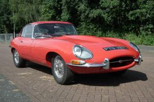 Jaguar E type 1965 4.2 Series 1 FHC  Photo