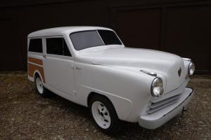 1951 Crosley station wagon