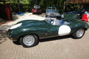 JAGUAR D TYPE 1968