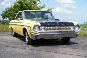 1964 Dodge Polara  NO RESERVE!!!!!!!
