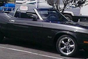71 Ford Mustang Convertible