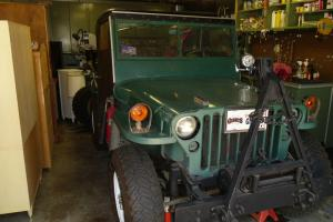 1945 Ford Jeep GPW all Original in Great condition