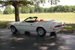 1971 Ford Mustang Convertible #'s Matching Cold A/C Restored WOW Alloy Wheels