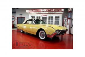 1962 Ford Thunderbird Convertible with AC