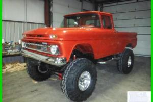 1963 GMC 3500 4X4 LIFTED MONSTER TRUCK