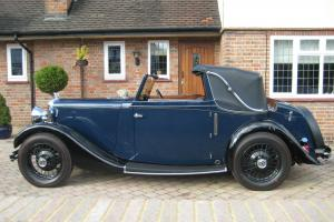 1935 Daimler Light 15 three position Drophead - superb condition Photo