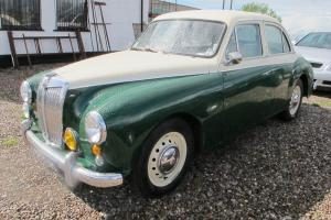 MG MAGNETTE 1956  Photo