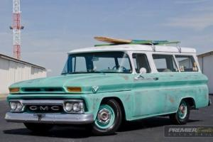 ** C10 ** Patina ** Shop Truck ** Carry All **