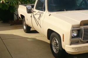 1977 GMC Sierra 2500 Campers Special 3/4 ton long bed truck *MODIFIED* READ*