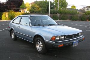 1983 Honda Accord - 89,000 Miles - Great Condition