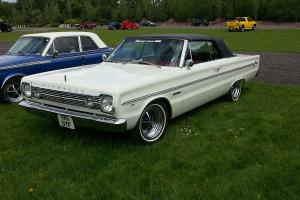 Plymouth Belvedere convertable '66 This car is now sold