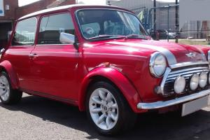 LHD 2001 MINI COOPER SPORT 1.3MPI-FULL LEATHER-WILL SHIP/DELIVER