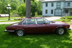 1987 Jaguar XJ6 Base Sedan 4-Door 4.2L