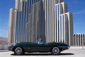 1971 Jaguar XKE Roadster Photo