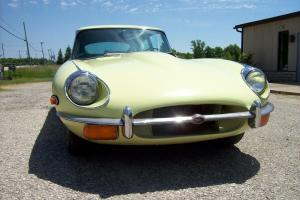 1970 JAGUAR XKE 2 PLUS 2.   VERY GOOD CONDITION.  SOLID Photo