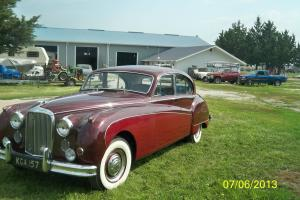 1957 Jaguar Mark VII M 3.4L Right Hand Drive Completely Restored