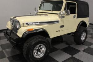 258 I6, 5-SPEED, FRESH RESTO, PAINT, & INTERIOR, HARD-TOP, FRONT DISC, PS, 4X4!!