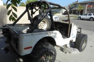 1979 jeep cj 5 project dissasembled with parts 350 crate motor and more 330hp. Black Bedroom Furniture Sets. Home Design Ideas