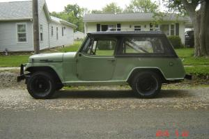 1969 JEEPSTER COMMANDO 2 DOOR KAISER JEEP CORPORATION