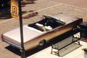 1966 Suicide Door Convertible - Unrestored Classic in Time Capsule Condition