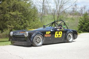 Huffaker Midget SCCA HP/FP Road Race Car, MG Midget, Spridget, Sprite