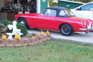 1967 MGB total rebuild, as new Photo
