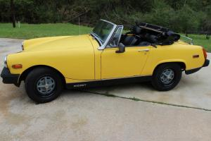 1978 MG MIDGET....NO RESERVE