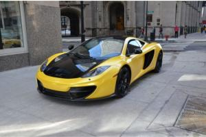 2014 McLaren MP4-12C 50th Anniversary Edition 1 of 50 283 Miles!! Meridian CCB