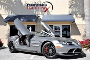 2009 Mercedes SLR McLaren 722S Edition Roadster! Carbon! VERY RARE! LOW MILES!