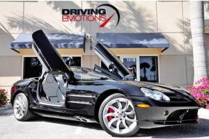 2009 Mercedes SLR McLaren Roadster! Rare Color! Low Miles! Carbon Fiber! Loaded!