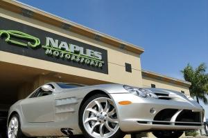 06 Mercedes-Benz SLR McLaren Coupe - CLEAR BRA - GREAT CONDITION - RARE CAR!