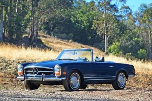 1970 Mercedes-Benz 280SL - Gorgeous, Very Original, Strong and Solid W113 Pagoda