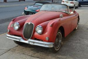 Jaguar Xk150 dhc, matching numbers, fantastic find, excellent original car!!!