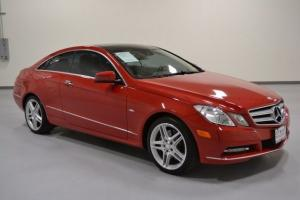 Mercedes-Benz E350 2011 2012 2013 Beautiful Many Options Perfect Pano Sunroof