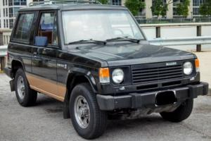 1988 Dodge Raider - Same as Mitsubishi Montero