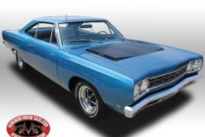 68 Road Runner Numbers Matching 4 Speed  Restored WOW