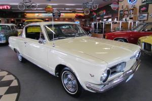 1965 Plymouth Barracuda 273 V8 Beautiful Restoration, Show Quality, One Owner