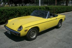 1974 Jensen Healey Base Convertible 2-Door 2.0L