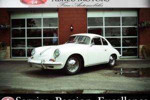 1961 Porsche 356 B * Fantastic Condition!