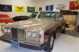 1979 Rolls-Royce Silver Shadow Original Owner in like new condition 56k miles.