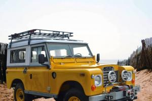 1972 Land Rover Defender 88 Series 2 Fully restored Photo